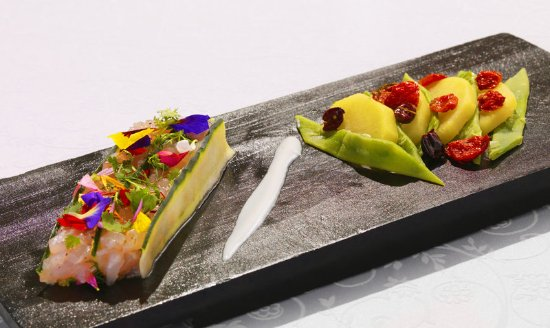 The Westin Excelsior, Rome: Doney Restaurant - fish
