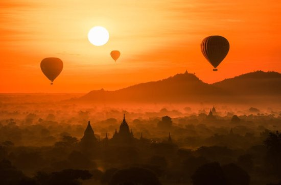 7-Day Private Guided Myanmar Classic...
