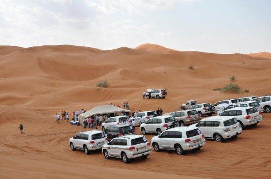 Half Day Desert Safari (Dubai Fossil...