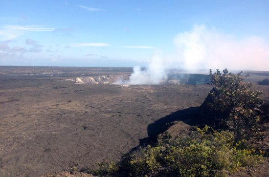 Kilauea Summit to Shore from Hilo...