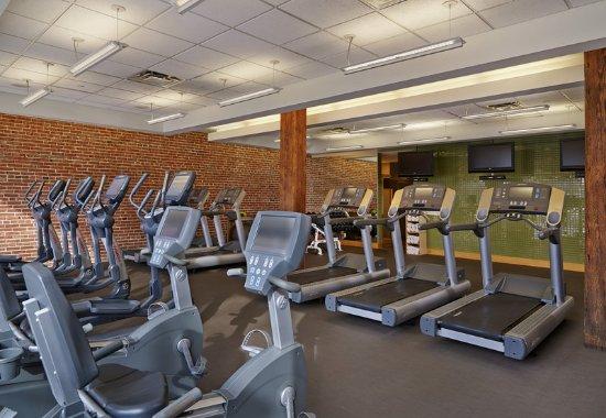 Westin St Louis Hotels Near Zoo Fitness Center