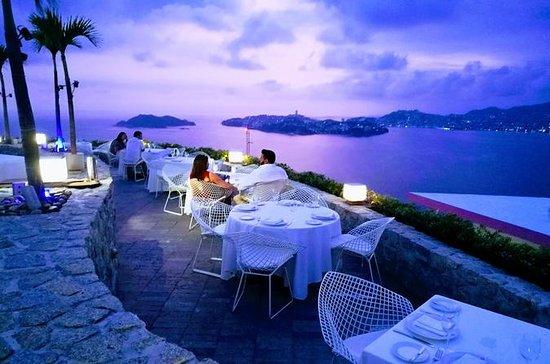 Luxury Alfresco Dinner & Two Drinks...