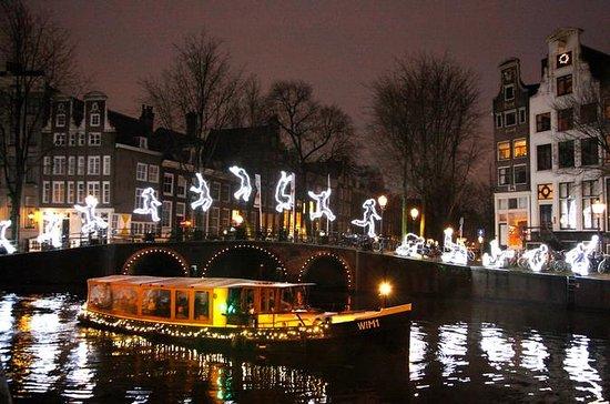 Amsterdam Light Festival Vandfarver...