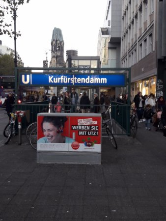 Best Western Plus Amedia Berlin Kurfuerstendamm Foto