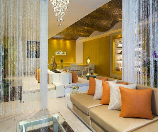 Sheraton Hua Hin Resort & Spa: Shine Spa - Reception
