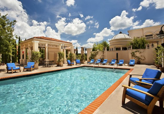 The Westin Huntsville: Indoor - Outdoor Pool