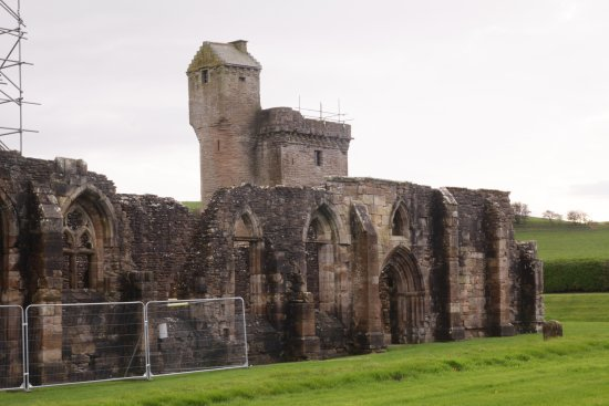 Maybole, UK: Nice arches