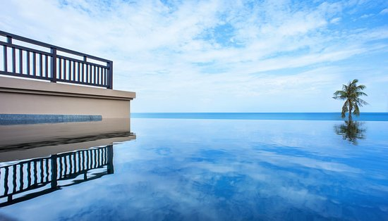 Vana Belle, A Luxury Collection Resort, Koh Samui: View from Grand Pool Suite