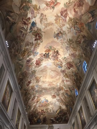 Province of Toledo, Spagna: Another Sistine Chapel?
