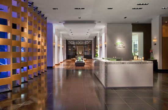 The Westin Lima Hotel & Convention Center: Heavenly Spa - Entrance