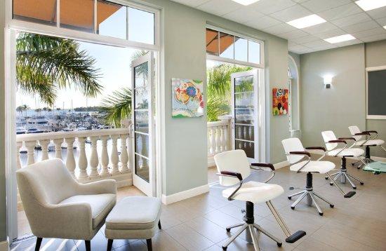 The Westin Cape Coral Resort At Marina Village: Salon