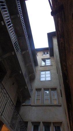 Traboules du Vieux Lyon Photo