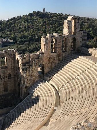 George's Taxi : Ancient theatre