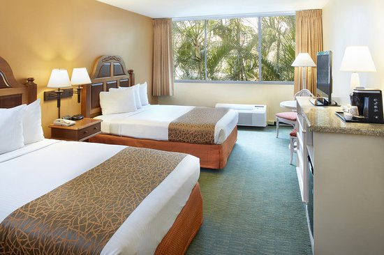 Airport Honolulu Hotel Guestroom Double