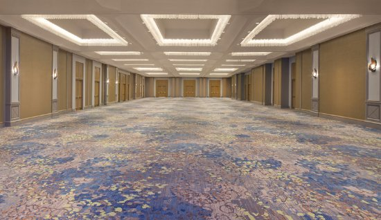 The Westin Dallas Park Central: Ballroom