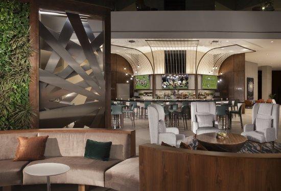 The Westin Dallas Park Central: Bar