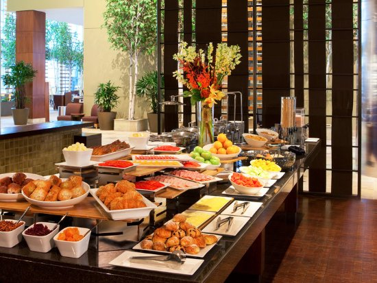 The Westin Boston Waterfront: Breakfast Buffet