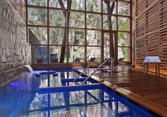 Tambo del Inka, A Luxury Collection Resort & Spa, Valle Sagrado: The Spa at Tambo del Inka - water circuit