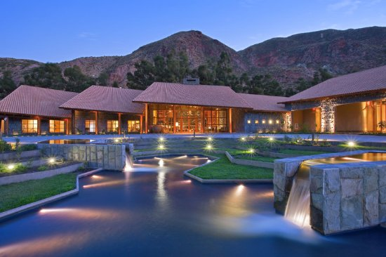 Tambo del Inka, A Luxury Collection Resort & Spa, Valle Sagrado: Entrance