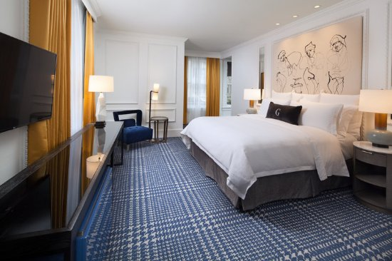 THE US GRANT, a Luxury Collection Hotel, San Diego: Grand Deluxe Guest Room