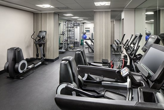 THE US GRANT, a Luxury Collection Hotel, San Diego: Fitness Center