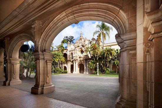 THE US GRANT, a Luxury Collection Hotel, San Diego: Balboa Park