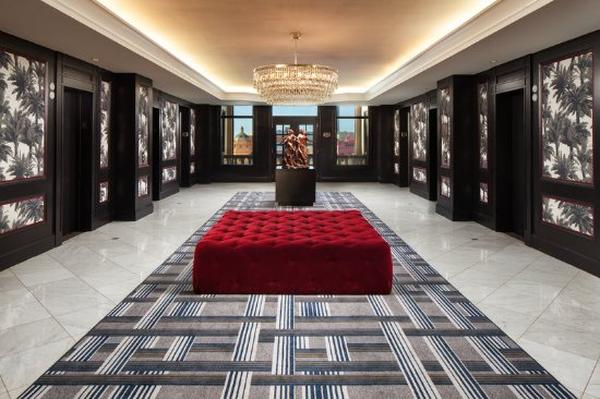 THE US GRANT, a Luxury Collection Hotel, San Diego: Elevator Landing