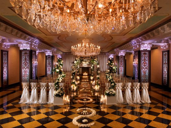 THE US GRANT, a Luxury Collection Hotel, San Diego: Crystal Ballroom