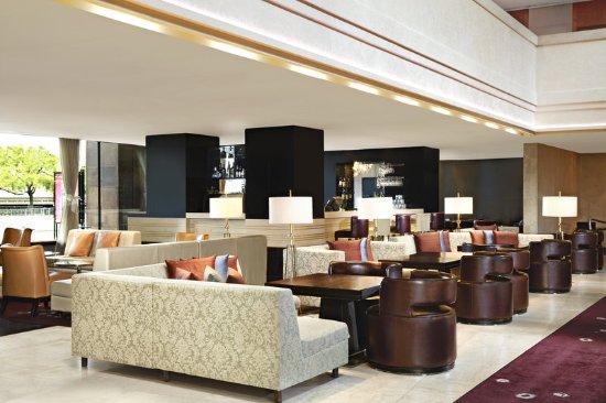 Sheraton Stockholm Hotel: Restaurant 360°
