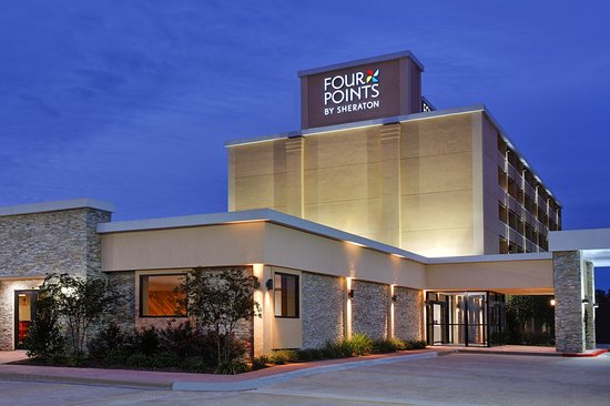 Four Points by Sheraton College Station: Exterior - Night