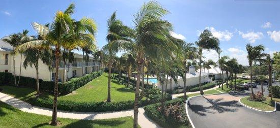 Juno Beach, FL: Blick über die Anlage