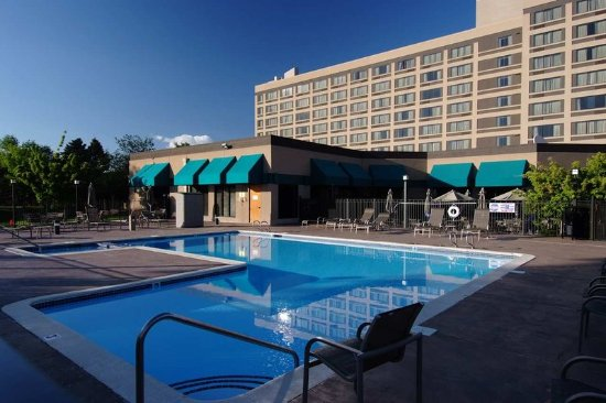 Swimming Pool Picture Of Doubletree By Hilton Grand Junction Grand Junction Tripadvisor
