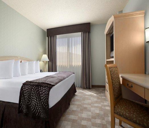 San Rafael, Califórnia: King Bed View
