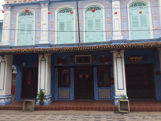 heritage house at Kg Cina, Kuala Terengganu