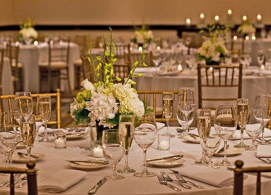 Irving, TX: Banquet detail