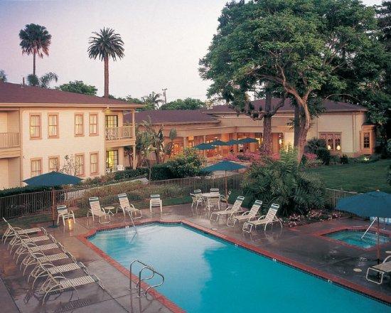 Голета, Калифорния: Pool view