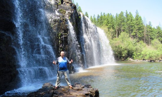 Sabie, Sudáfrica: Beautiful waterfalls can create beautiful experiences
