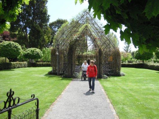 Ohaupo, Nouvelle-Zélande : leaving the Tree Church