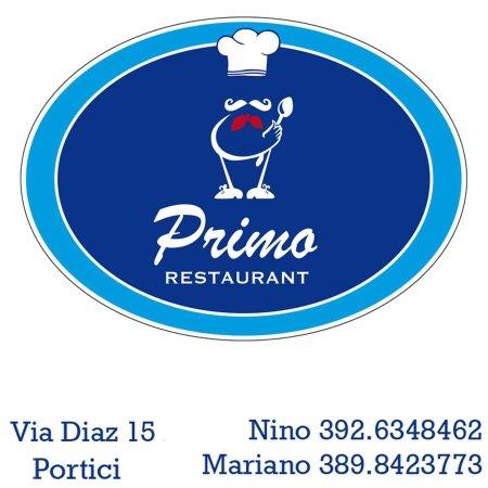 Solo da Primo restaurant troverai sempre pesce fresco e carne di ottima qualità !!!