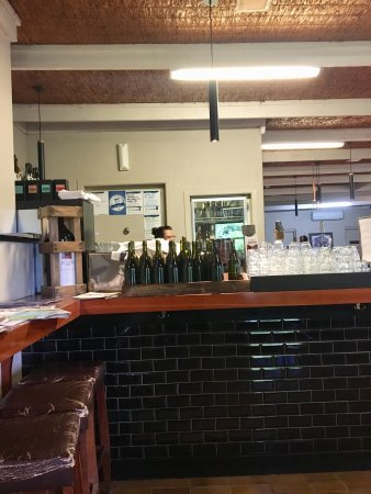 Whitfield, Australien: Mountain View Restaurant
