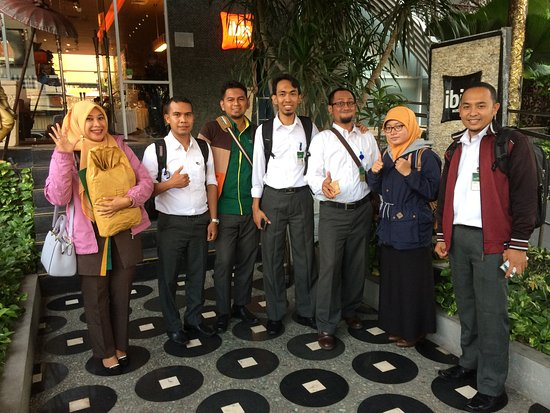 Ibis Bali Kuta: Well done