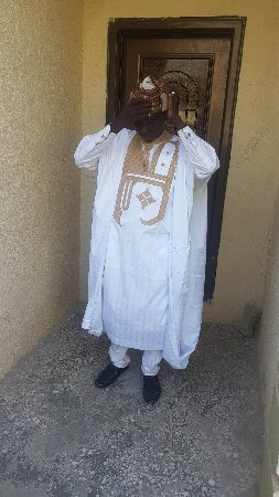 Gusau, Nigeria: D Travellers Guest Inn 1