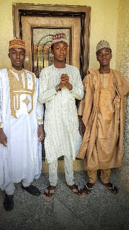 Gusau, Nijerya: D Travellers Guest Inn 1