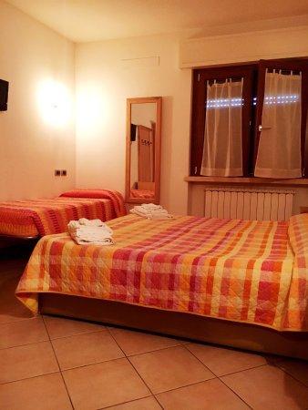 Collestrada, Italien: Camere Rufino