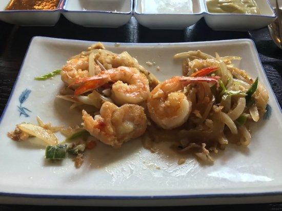 Furusato Japanese Restaurant: Prawns
