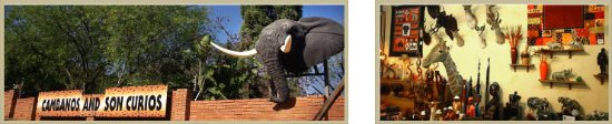 Midrand, Südafrika: Entrance