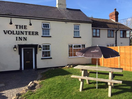 Herefordshire, UK: Traditional village pub, in the heart of Marden Village.