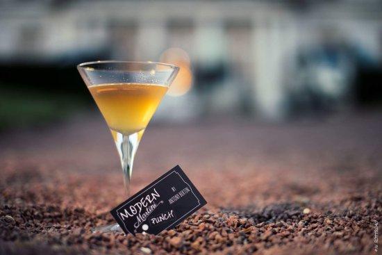 Montbazon, Frankrike: les cocktails de notre Chef barman, Antony