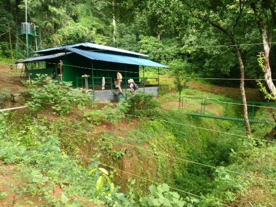 Shendurney Wildlife Sanctuary: Camp Shed