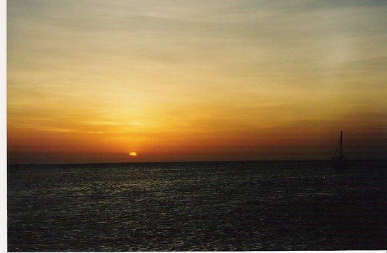 Zanzibar Island, Tanzania: Sunset on Kiwengwa